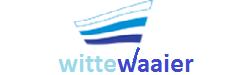 Witte Waaier